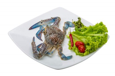 Blue Swimming Crab (Small) - Whole