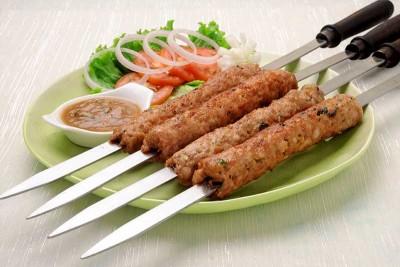 Gourmet Mutton Sheek Kebab - Pack of 4 (190g to 250g)