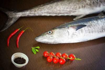 Seer Fish / King Fish / Surmai / Neymeen / Vanjaram / Anjal (Large)