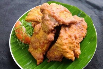 Amritsari Ajwaini Machi Pakoda/ Fish Pakora