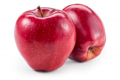Apple Red Delicious Fresh - Pack of 4