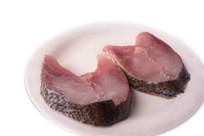 Bhetki /ভেটকী/ Barramundi / Asian Seabass / Kalanji - Steaks