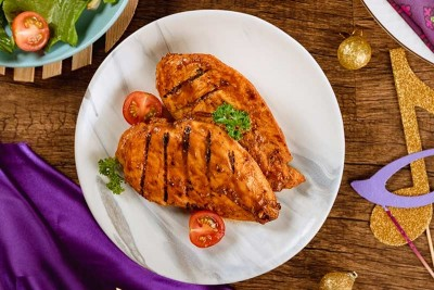 Barbeque Chicken Breast (350g Pack)