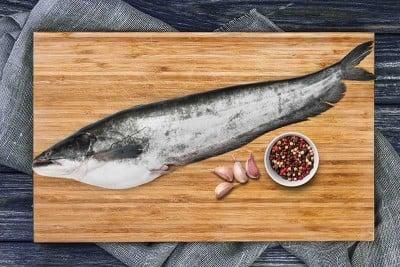 Boal Fish / Attu Vaala / Malli / Wallago / Barwari / Mully / Baloo / Valai / Tapah
