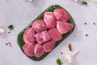 Premium Tender Lamb - Boneless Curry Cut
