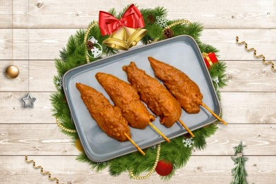 Burmese Chicken Skewers - 300g Pack
