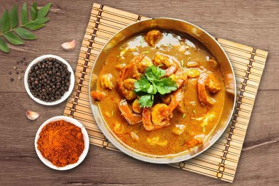 Burmese Prawn Curry (300g Pack)