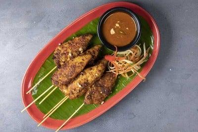Burmese Chicken Skewers (300g Pack)