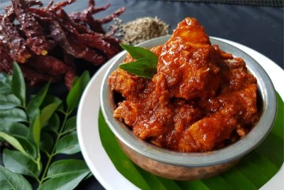 Tangy Chicken Ghee Roast (500g pack)