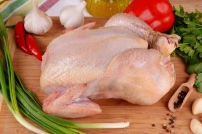 Premium Chicken Dressed with Skin - Tender & tastier than local market