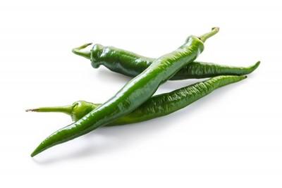 Chilli Green (IN) - Pack of 100g / فلفل أخضر حار هندي