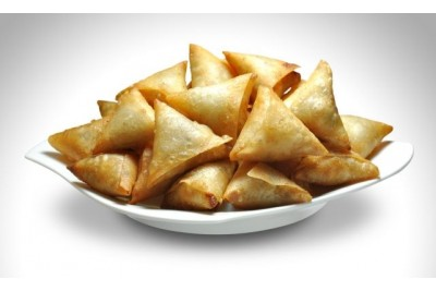 Cocktail Chicken Samosas  - Pack of  12