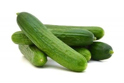 Organic Cucumber - Pack of 500g