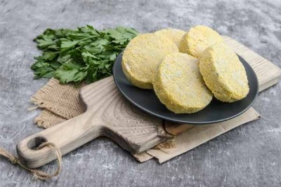 Vegetable Cutlets - Pack of 4