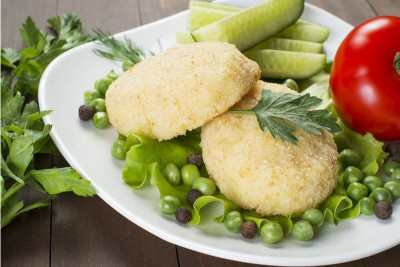 Yummy Fish Cutlets - Pack of 3