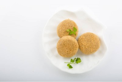 Yummy Prawns Cutlets - Pack of 3 (130g to 160g)