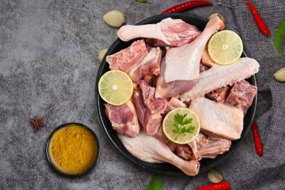 Vigova Duck (Vietnam Variety White Pecking Duck, With Skin) - Curry Cut (With Skin)