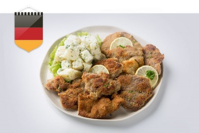 Chicken Schnitzel Bites (Germany)