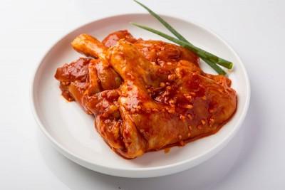 Peri Peri Boneless Chicken Leg (Portugal) - Pack