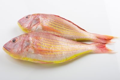 Pink Perch / Kilimeen / Sankara Meen / Thread Finned Bream (Small) - Whole