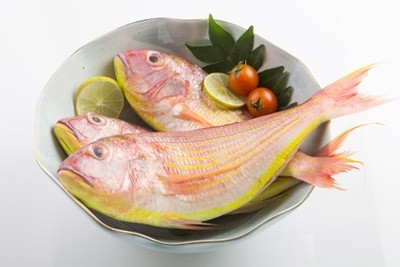 Pink Perch / Kilimeen / Sankara Meen / Thread Finned Bream (Large) - Whole