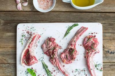 Premium Goat - Chops
