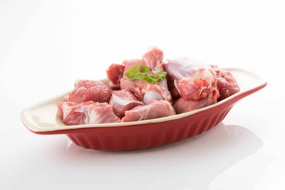 Premium Indian Mutton - Curry Cut  - 400g Pack