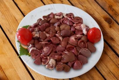 Premium Goat Kidney - Curry Cut 250g Pack
