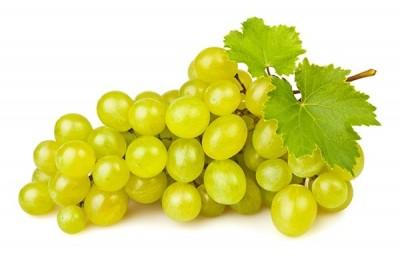 Grapes White Seedless (AU) - Pack of 500g / عنب أبيض بدون بذر أسترالي
