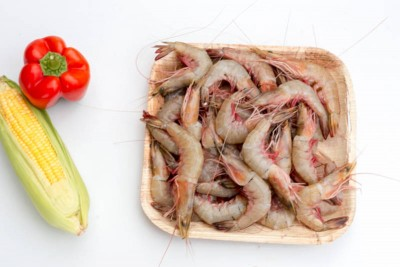 Premium Wild Caught Prawns - Whole  (Not Cleaned, Not Peeled)