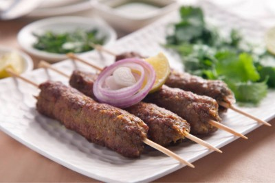 Nawabi Mutton Seekh  Kebab (Microwave Ready & Halal Cut) - 250gm Pack
