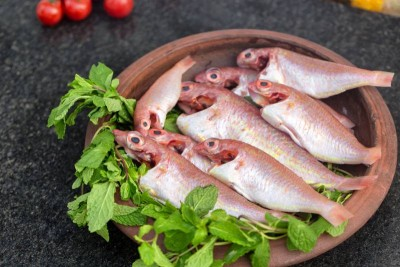 Pink Perch / Kilimeen / Sankara Meen / Thread Finned Bream (Large) - Whole cleaned