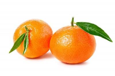 Clementine (ES) / كلمنتين مع الأوراق