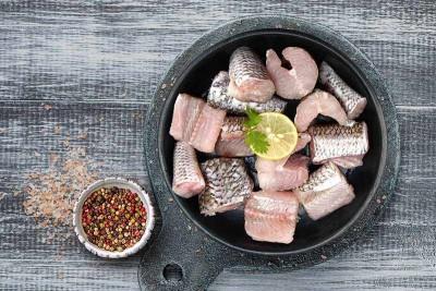 Kada Varaal / Lizard Fish - Curry Cut