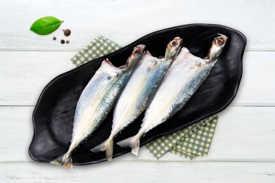 Mackerel / Ayala / Bangda / Aylai (10 to 14 Count/kg) - Whole cleaned
