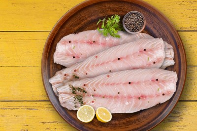Mahi Mahi Fish Fillet - 250g Pack (Freshly frozen)