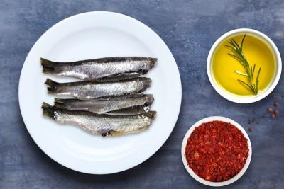 Mourala Maach / Mola Carplet Fish / মৌরলা  (Kolkata/Malancha) - Whole Cleaned