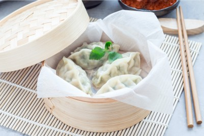 Handcrafted Chicken Dumplings / Momos - Pack of 8 (185g)