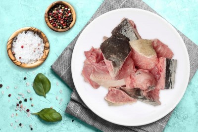 Cobia / Motha - Head and Tail Curry Cut