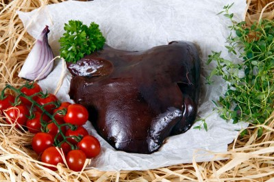 Premium Mutton Liver - Whole
