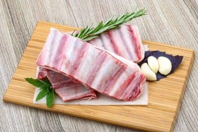Premium Lamb - Ribs Bone Pieces (250g pack)