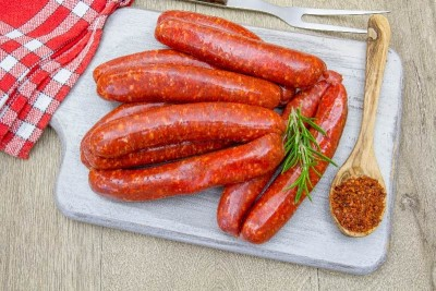 Gourmet Mutton Sausages