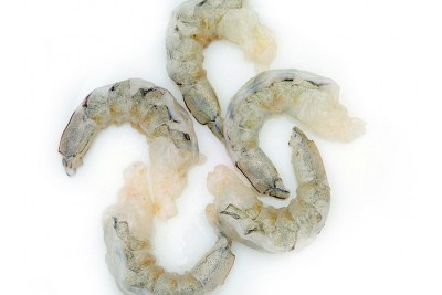 White Prawns / Poovalan Chemeen - Peeled & Deveined (PD) Meat