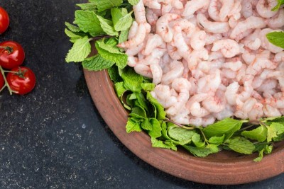 Small Cleaned Prawns / Kocho Chingdi - Peeled, Cleaned but not deveined (PUD)