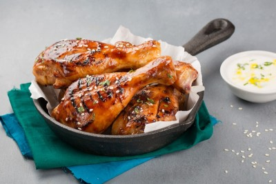 Peri Peri Chicken Drumsticks - Pack of 2 Drumsticks (Ready-To-Fry)