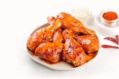 Peri Peri Chicken Drumsticks - Mini Pack of 2 Drumsticks (Ready-To-Fry)
