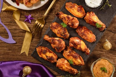 Peri Peri Chicken Wings (350g Pack)