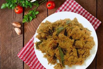 Goan Prawn Roast