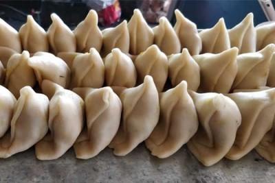 Punjabi Vegetable Samosas - Pack of 6