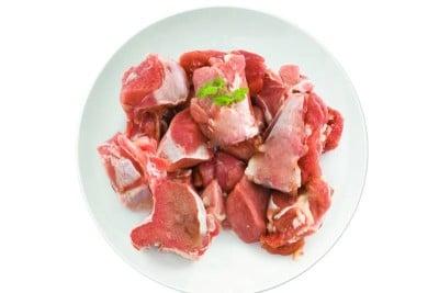 Mutton Raan / Whole Leg - Curry Cut